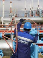افزایش قیمت صادرات گاز روسیه به اروپا و ترکیه